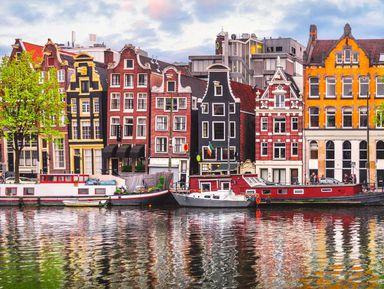Амстердам сквозь века