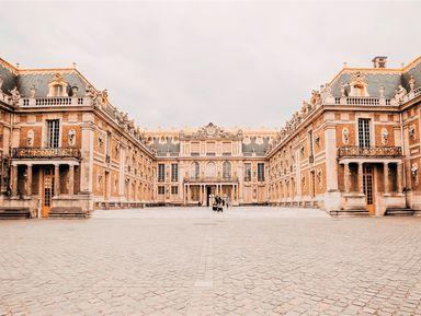 Большое знакомство с Версалем