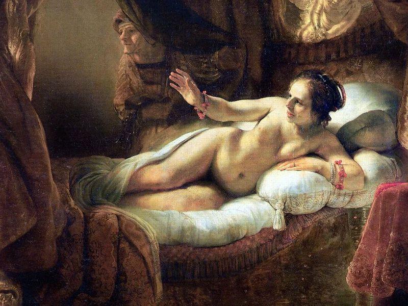 Экскурсия Эрмитаж для продвинутых: шедевры кисти Рембрандта