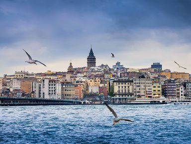 Чарующий Стамбул