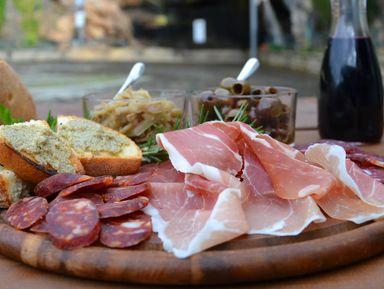 Вкусы Тосканы: прошутто, джелато и средневековый фастфуд