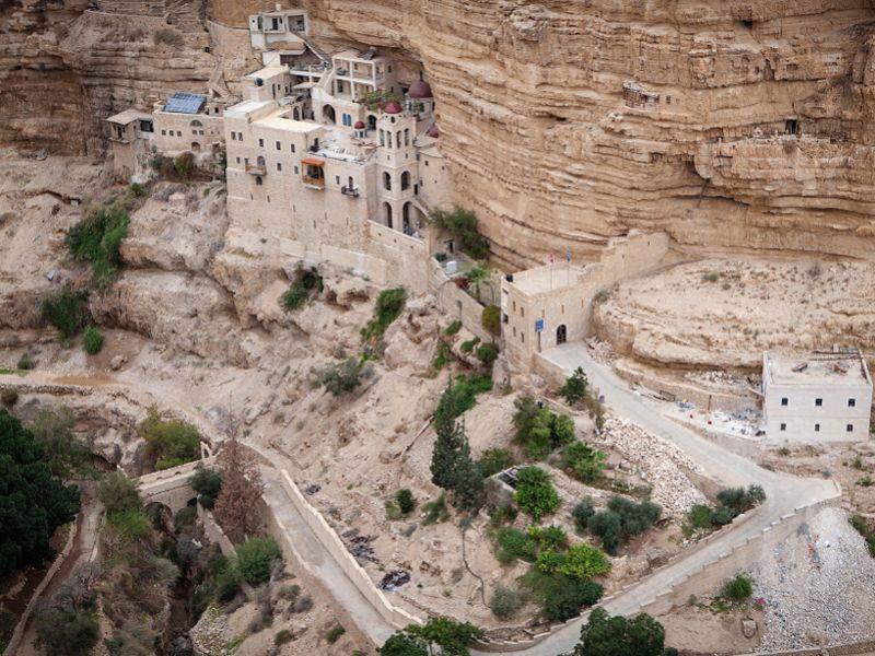 Экскурсия Поход по Иудейской пустыне