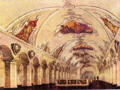 Московское метро в деталях: погружение в историю и мировую культуру