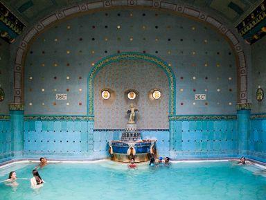 Секреты термальных вод Будапешта
