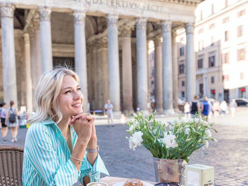 Экскурсия Инста-Рим: прогулка сблогером