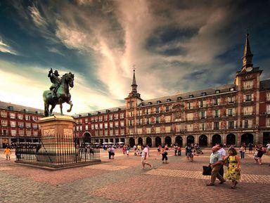 Экскурсия в Мадриде: Мадрид на ладони