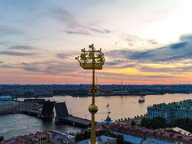 Петербургский фольклор: городские легенды