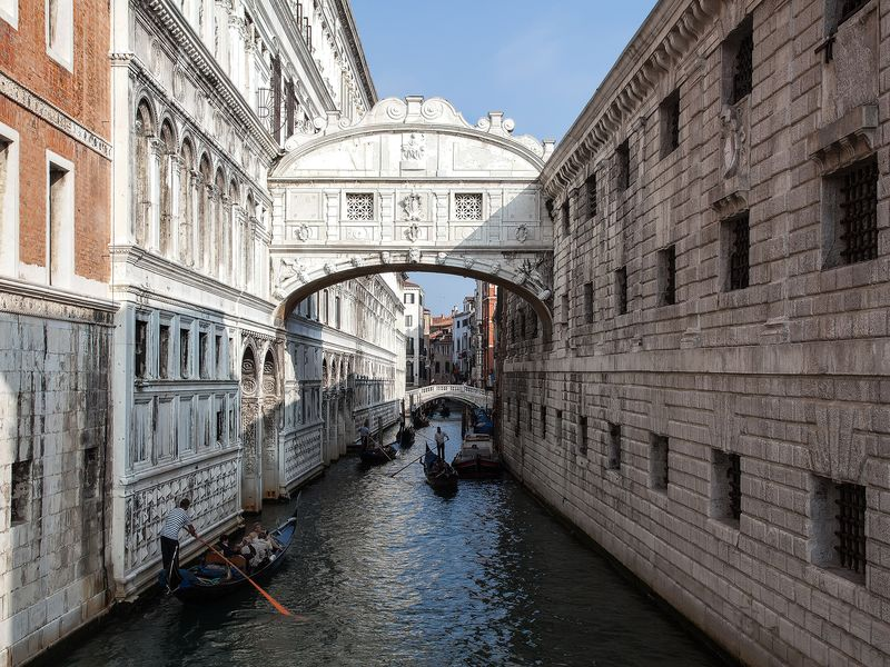 Ежедневная прогулка по Венеции