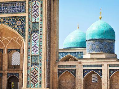 Экскурсия в Ташкенте: Сияй, Ташкент — звезда Востока!