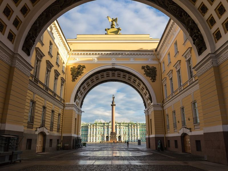 Экскурсия Классический Петербург
