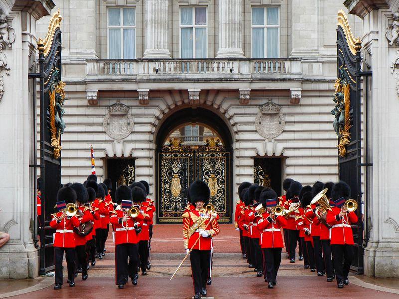 Экскурсия Знакомство с историческим центром Лондона