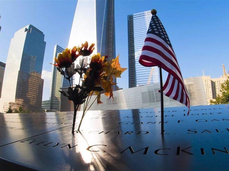 Нью-Йорк: Уолл Стрит и Мемориал 9/11