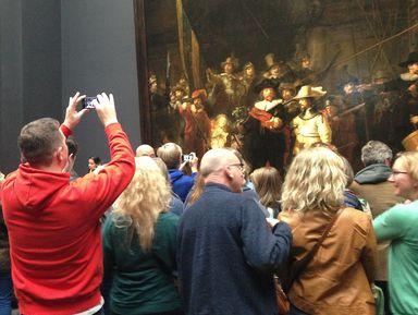 Ночной Дозор и компания. Rijksmuseum и история мужчин