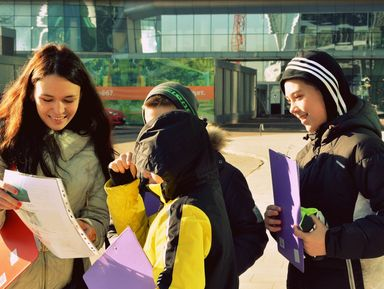 Москва-Сити. Экскурсия-квест для детей от 10 до 18 лет