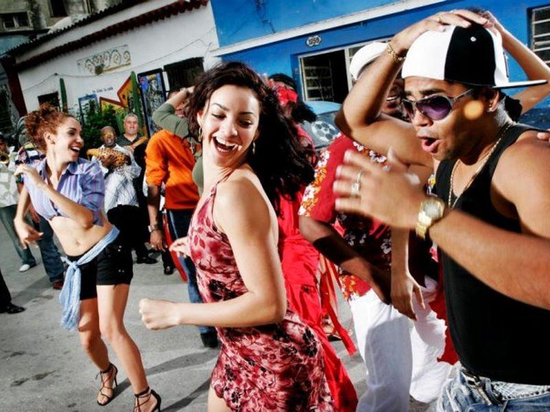 Экскурсия Танцевальные ритмы Мадрида