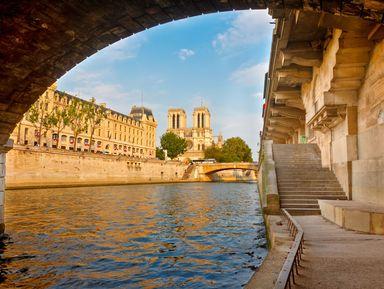 Гуляя вдоль Сены
