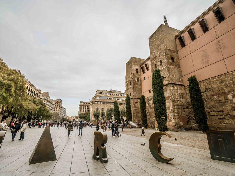 Экскурсия Два часа вБарселоне: успеть все!