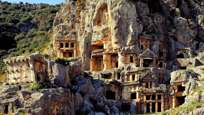 Демре, Кекова, Мира: культовые места южного берега Турции
