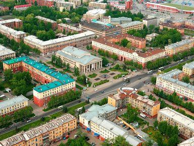 Кемерово - памятник несбывшемуся коммунизму