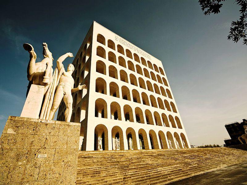Экскурсия Неримский Рим