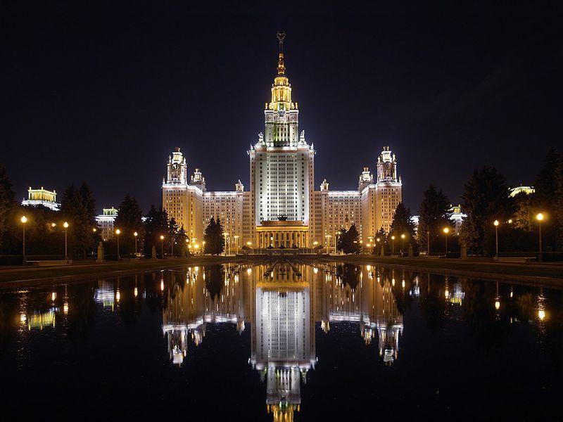 Экскурсия Свидание свечерней Москвой