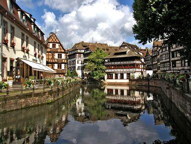 Экскурсии и гиды - Страсбург