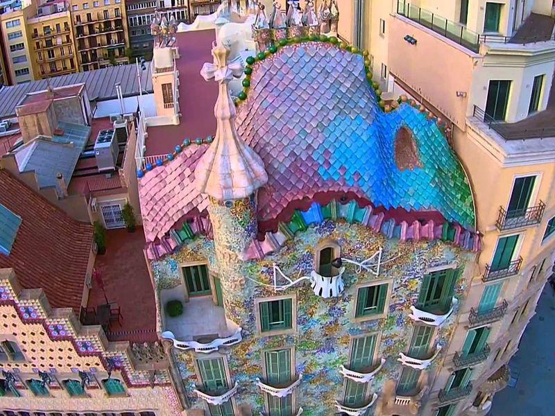 Экскурсия Влететь в Барселону! (трансфер + обзорная экскурсия)