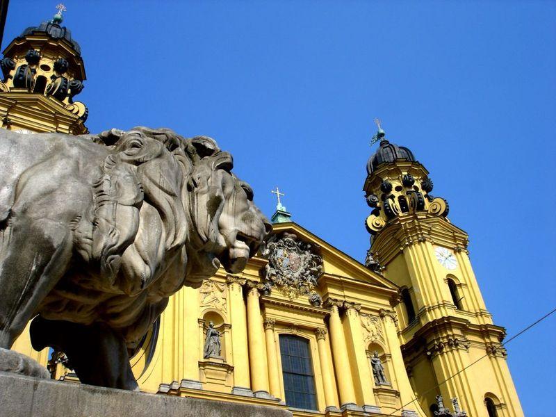 Мюнхен: нескучная прогулка по баварской столице