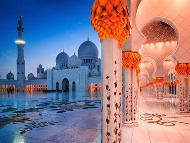 Абу-Даби: из Дубая в гостеприимную столицу
