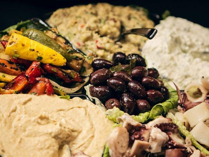 Греция еда картинки