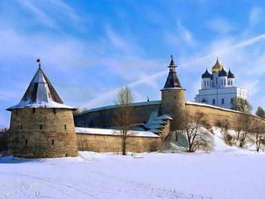 Обзорные и тематические экскурсии в городе Псков