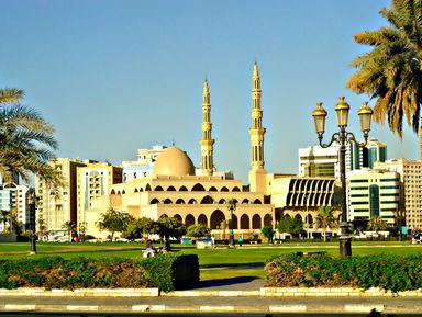 Автомобильное путешествие по 6 эмиратам
