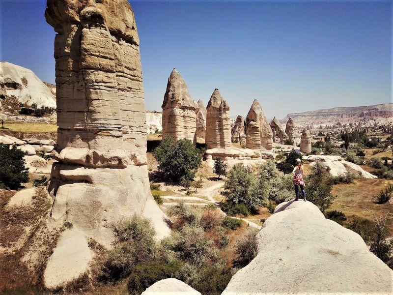 Первозданная Каппадокия: прогулка-приключение!