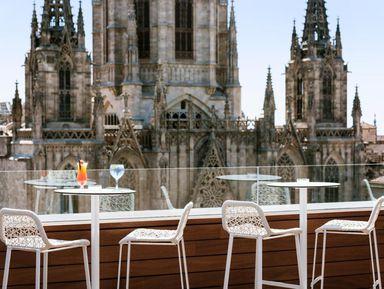 По крышам и террасам Барселоны