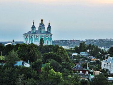 История Смоленска. Индивидуальная обзорная экскурсия