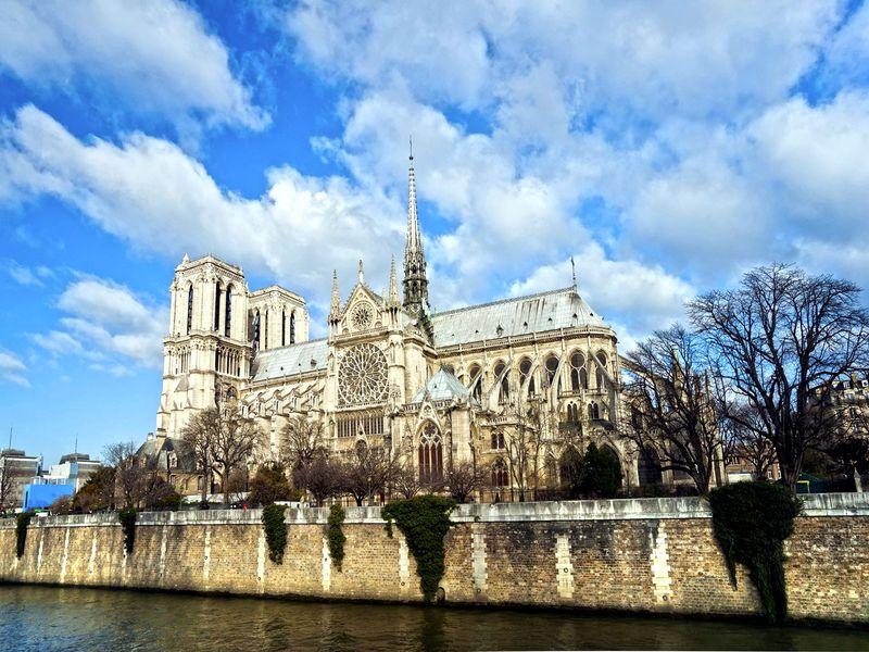 Экскурсия Нотр-Дам и всё самое главное в Париже