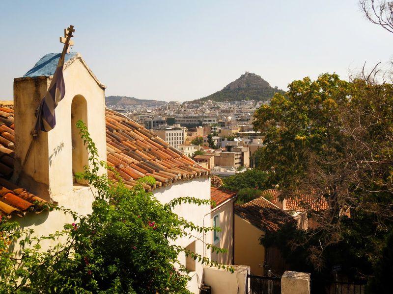 Фото: Афины: история на каждом шагу!