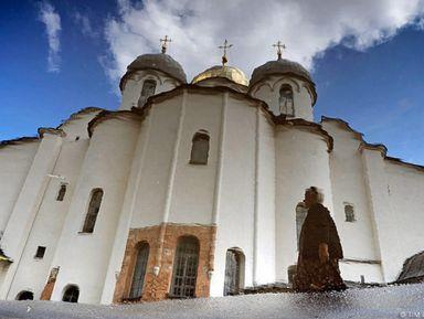 Кремль. История Великого Новгорода и России