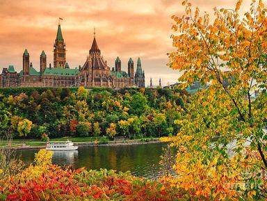Экскурсия в Монреале: Из Монреаля в Оттаву, непознанную столицу Канады