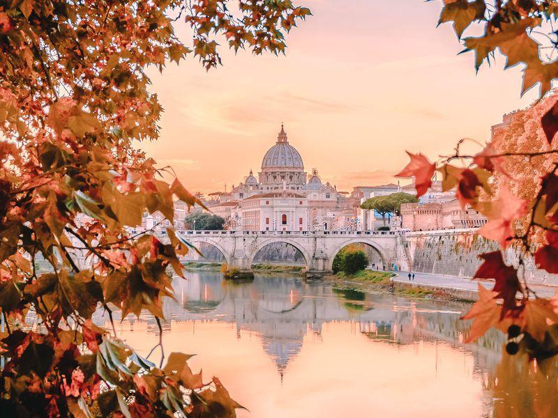 Экскурсия Рим — любовь с первого взгляда