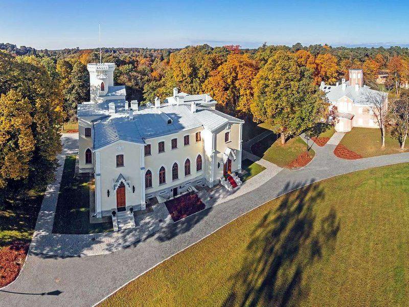 Усадьба Фалль: романтика эстонской провинции width=