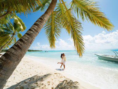 Райский день на острове Саона