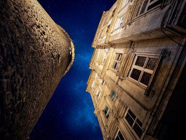 Магия турецкой ночи — огни Стамбула