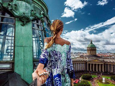"""Экскурсия """"Дом Зингера — интерьеры и подъем на крышу"""": фото"""