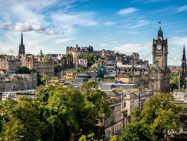 Большая обзорная прогулка по Эдинбургу