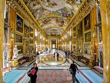 Палаццо Колонна— римский Версаль
