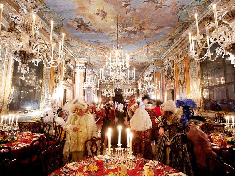 Экскурсия Дворец Ка 'Реццонико — патрицианский быт Венеции 18 века