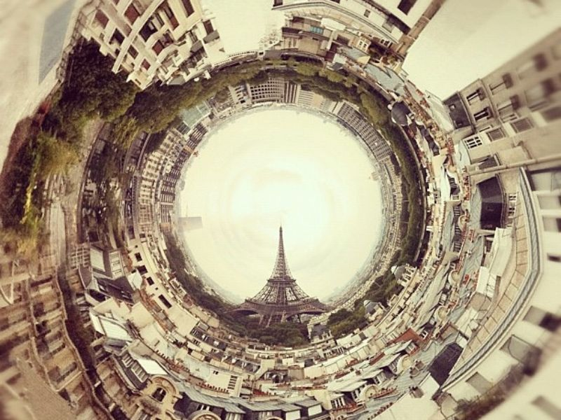 Экскурсия Научиться снимать Париж на мобильный телефон
