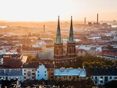 Экскурсия в Хельсинки: Обзорная прогулка по Хельсинки из аэропорта Вантаа