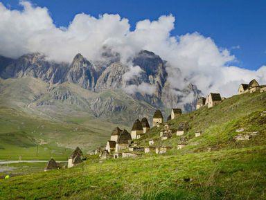 Из Владикавказа — в горы Осетии!